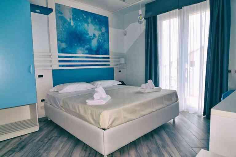 Formula B&B a Salerno, Hotel Calypso fa di più